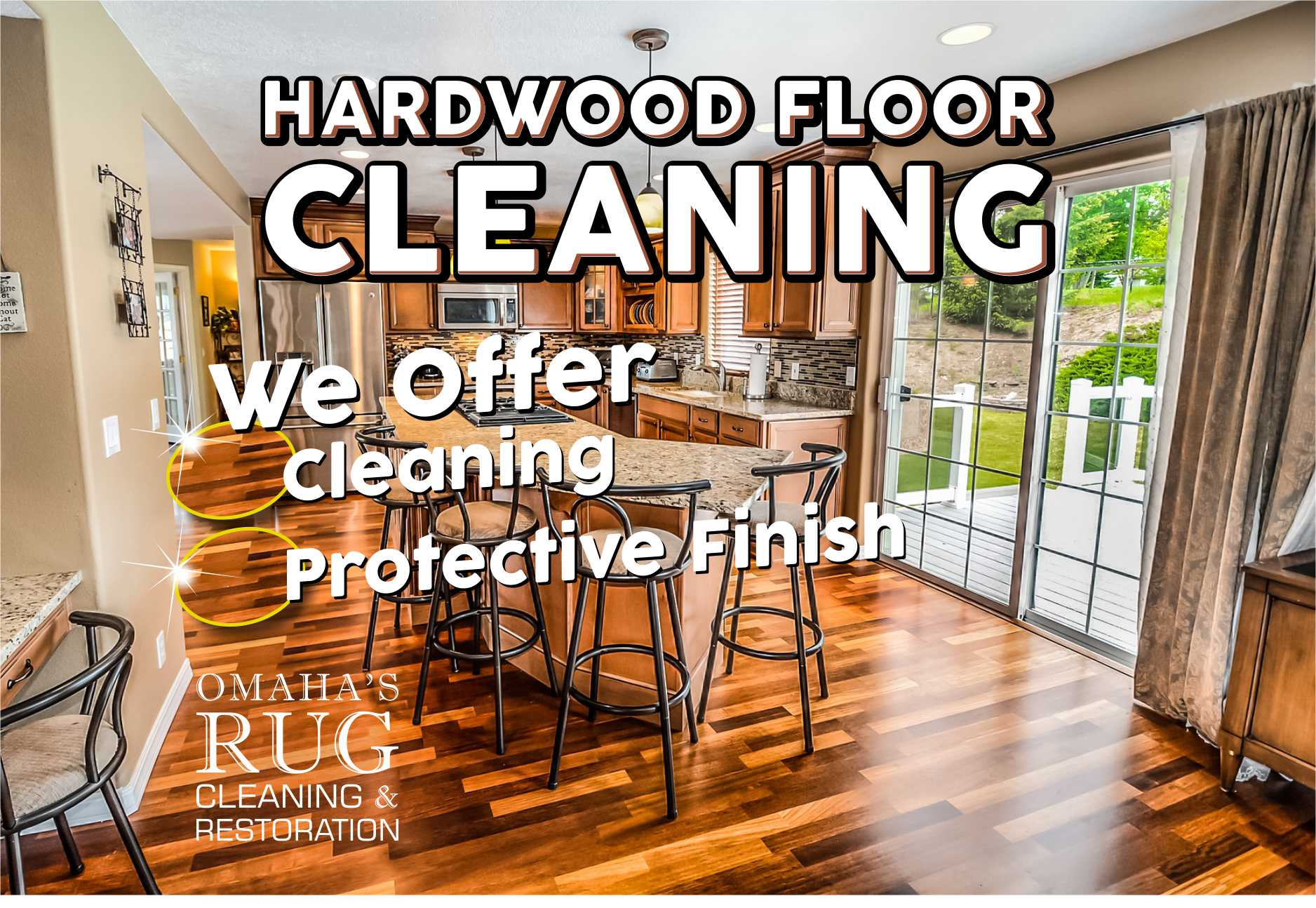 Hardwood Floor Cleaning Near Me in Omaha, Nebraska