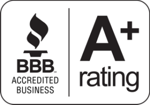 A+ Better Business Rating