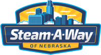 Steam-A-Way Logo