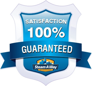 Steam-A-Way Services Guarantee